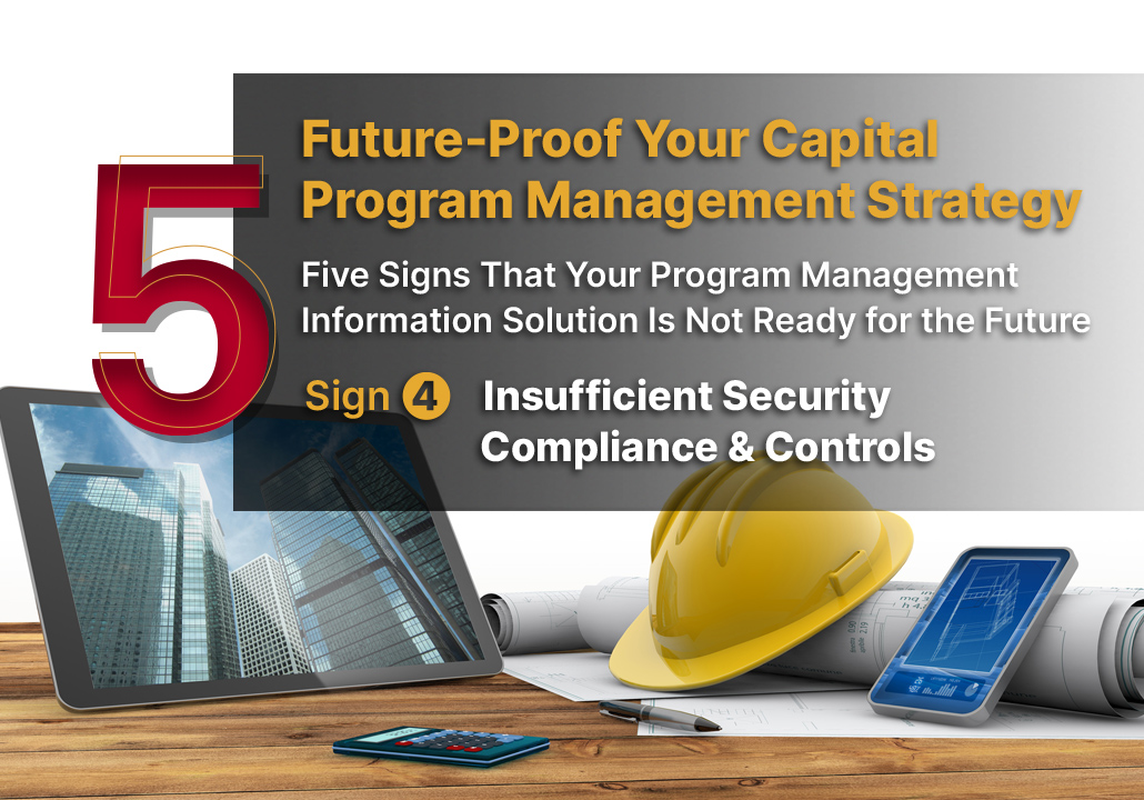 Five Signs that Your Program Management Information System is Not Ready for the Future - Sign 4